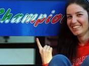 Melania Corradini vince Coppa Europa
