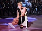 """05-01-2012 Alessia Marcuzzi: """"Non pianto l'audience""""."""
