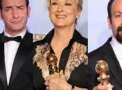 "Golden Globes 2012: onore ""The Artist"", sdegno Descendants"""