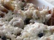 Pasta forno stracchino salsiccia