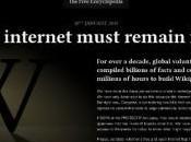 Protesta contro SOPA, domani Wikipedia oscura dibattito accende
