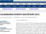 Flavio Cattaneo (Terna): calendario eventi societari 2012