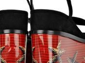 stelle marine sandali Yves Saint Laurent