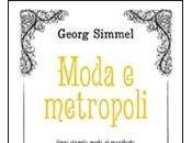 Moda metropoli, Georg Simmel