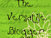 Versatile Blog Awards