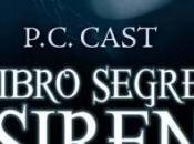 """Prossimamente: libro segreto delle sirene"""" P.C. Cast"""