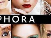 Sephora apre store on-line