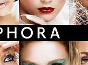 Sephora apre store on-line