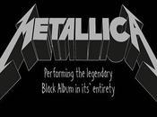 """METALLICA: """"BLACK ALBUM TOUR"""" arriva Italia"""