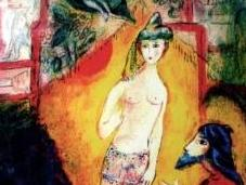 Chagall d'Arabia. Tentar nuoce