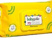 Salviettine detergenti babygella