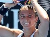TENNIS Australian Open: Pennetta Schiavone spunta Errani.