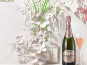 Valentino regala Blason Rosè Perrier-Jouet