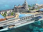 FOLLIE E... Yacht Island Design