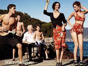 Bianca Balti Monica Bellucci Dolce Gabbana 2012 Campaign
