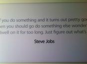L'eredità Steve Jobs 'vive Campus Apple manifesti citazioni