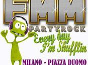 "Dance Flash ""Party Rock"" salutiamo LMFAO Milano!"
