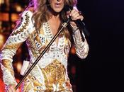 Celine Dion mostra quasi tutta patonza…