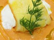 Pronti natale? Crema pomodori uovo croccante