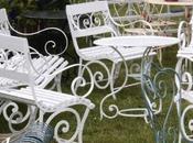 Shabby Chic Friday: French garden furniture