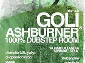 Venerdì Febbraio Bologna 1000% Dubstep Night Serata Kindergarten feat. GOLI ASHBURNER from UK!!!