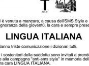Congiuntivo amour:come uccidere lingua italiana parola.