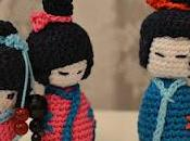 Come fare kokeshi crochet: tutorial italiano