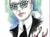 Karl Lagerfeld guest editor Metro