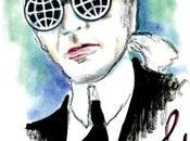 Karl Lagerfeld guest editor Metro Newspaper