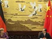 Pechino scopre Berlino alleato vulnerabile
