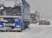 Tutto blocchi stradali degli autotreni, nevicate sulla rete stradale, difficoltà traffico. comunicati Viabilità Italia