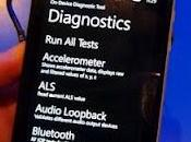 Come fare agire Diagnostics Tool Nokia