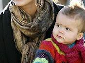 Celebrity Hottest Mum: Jessica Alba, Madonna Halle Berry