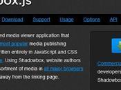 Shadowbox Javascript