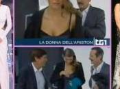 Sanremo: paparazzi scatenati, gia' arrivate Canalis Belen