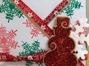 Christmas criss-cross card Chiara!