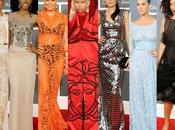 2012 Grammy Awards: best dressed carpet
