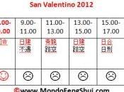 Qual l'ora migliore festeggiare Valentino?