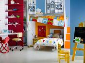 Camerette bambini: ultime tendenze