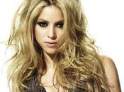 Shakira, spavento!