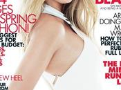 Blake Lively Cover ELLE USA, March 2012