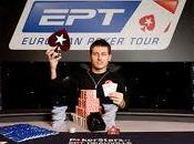 Vadzim Kursevich vince l'Eurpean Poker Tour Deauville