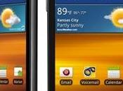 primo smartphone ricevere Android 4.0.3 sarà Samsung Epic Touch