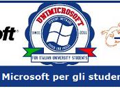Studenti universitari: fino sconto prodotti Microsoft