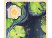 Delle ninfee sospiranti fiume scorre negli occhi