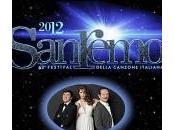 Eliminati Sanremo 2012
