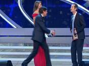 """Sanremo 2012, """"patta Rocco"""" FOTO"""