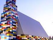 Lego Temporary Pavillion