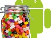 Google lavorando Android jelly Bean.