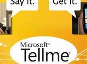 TellMe: interazione comandi vocali Windows Phone Xbox Kinect